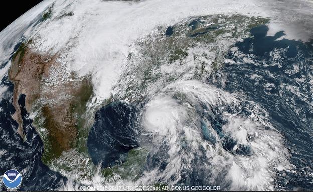 הסופה הקשה ביותר ב-25 השנים האחרונות (צילום: AP, חדשות)