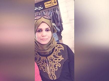 נהרגה מיידוי אבנים, עאישה מוחמד אל-רבי