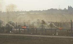 """שבוע בעוטף: מלחמת התשה סמוך לגדר (צילום: דובר צה""""ל, חדשות)"""