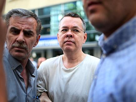 ברנסון במעצר בטורקיה