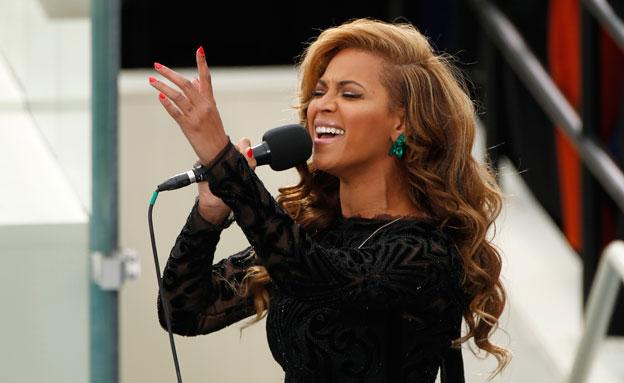ביונסה. שיר שלה יכול להציל חיים (צילום: רויטרס, חדשות)