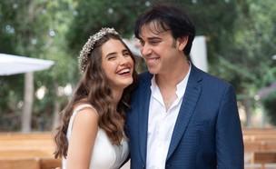 גלעד שגב מתחתן, אוקטובר 2018 (צילום: אפרת לובל, יחסי ציבור)
