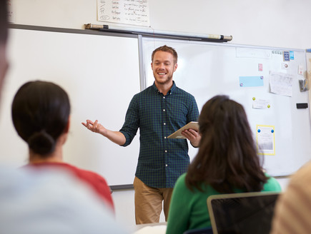 מורה (צילום: kateafter   Shutterstock.com )