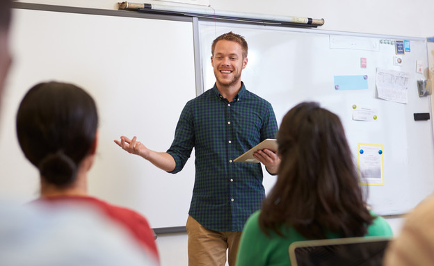 מורה (צילום: kateafter | Shutterstock.com )