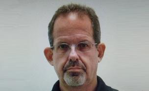 החשוד, אהרון אפשטיין (צילום: דוברות המשטרה, חדשות)