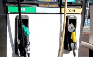 מדד חברות הדלק (צילום: חדשות 2)