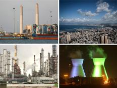 מי הם המפעלים המזהמים ביותר? (צילום: פלאש 90, יוסי זמיר, מרסלו סוס)
