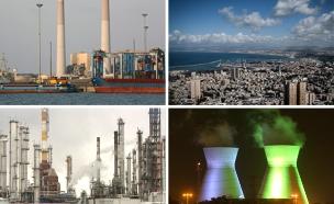 מי הם המפעלים המזהמים ביותר? (צילום: פלאש 90, יוסי זמיר, מרסלו סוס, חדשות)