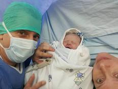 מזל טוב: תמיר ורדי הפך לראשונה לאבא