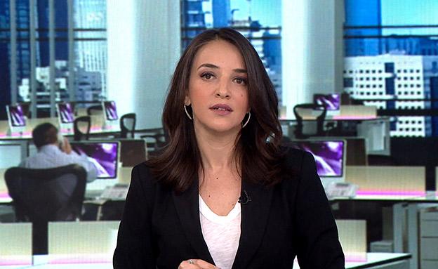 צפו בתגובה של לוסי אהריש (צילום: ערוץ רשת 13, חדשות)
