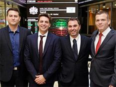קבוצת team8 שייסדה את סיגניה (צילום: Team8- London Stock Exchange)