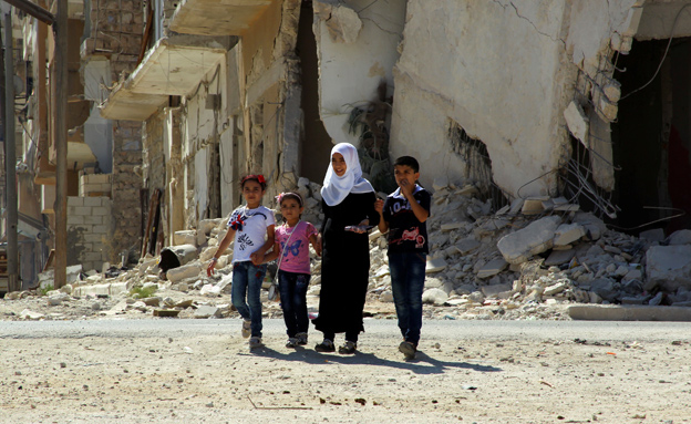 מלחמת האזרחים בסוריה. שינוי בקרוב? (צילום: רויטרס, חדשות)