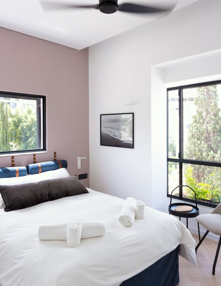 דירה בתל אביב, ג, עיצוב איתי כהאן - 7 (צילום: שי אפשטיין)