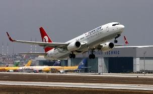 חשש לחצבת בטיסה מאיסטבנול לישראל (צילום: רויטרס, חדשות)