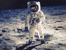 אסטרונאוט (צילום: nasa, Getty Images)