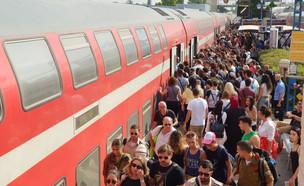רכבת (צילום: kateafter | Shutterstock.com )