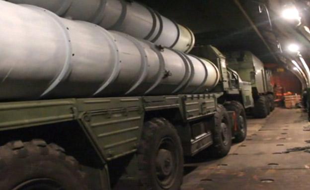 מערכת ההגנה S-300, אילוסטרציה (צילום: חדשות)