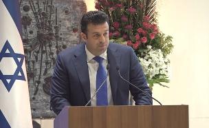 יונתן בן ארצי, היום (צילום: החדשות)