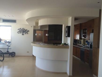 דירה בבבלי, עיצוב גבי גור, לפני השיפוץ (2)