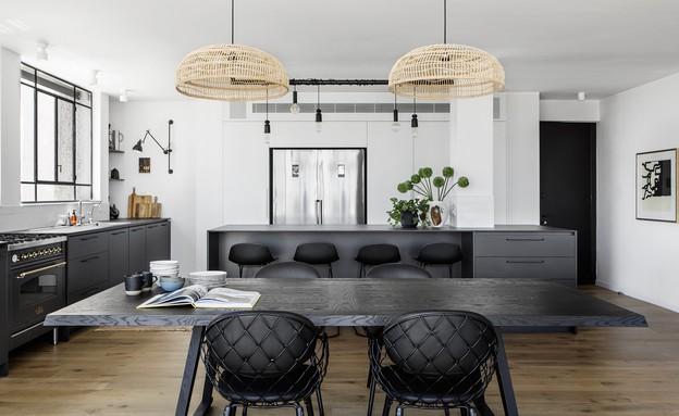 דירה בבבלי, עיצוב גבי גור (24) (צילום: איתי בנית )