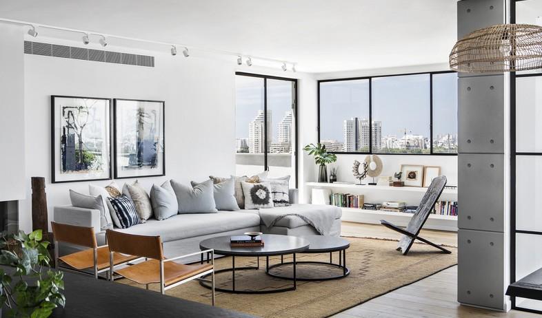 דירה בבבלי, עיצוב גבי גור (31) (צילום: איתי בנית)