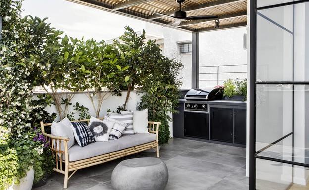 דירה בבבלי, עיצוב גבי גור (37) (צילום: איתי בנית )