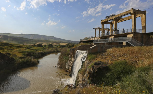 אי השלום, נהריים (צילום: יעקב לדרמן, פלאש 90)