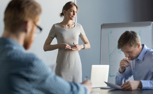 איך להתמודד עם חרדת קהל (צילום: kateafter | Shutterstock.com )