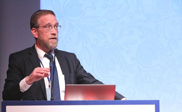 המועמד יצחק פינדרוס (צילום: חדשות)