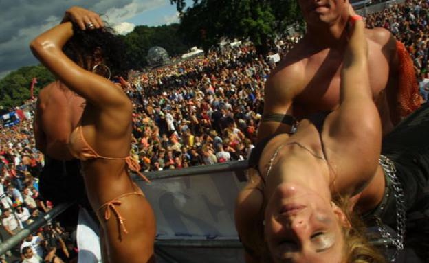 מסיבת סקס (צילום: Sean Gallup/Getty Images)