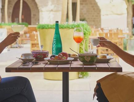 ארוחת בוקר דה ג'אפה (צילום: דן פרץ, יחסי ציבור)