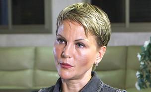 """אנסטסיה מיכאלי בראיון ל""""אנשים"""" (צילום: מתוך """"אנשים"""", שידורי קשת)"""