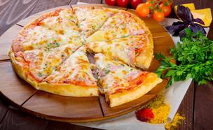פיצה (צילום: SHUTTERSTOCK)