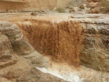 שיטפונות באזור ים המלח, ארכיון