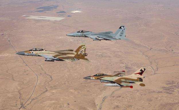 חופש הפעולה של חיל האוויר ייפגע? (צילום: דוצ, חדשות)