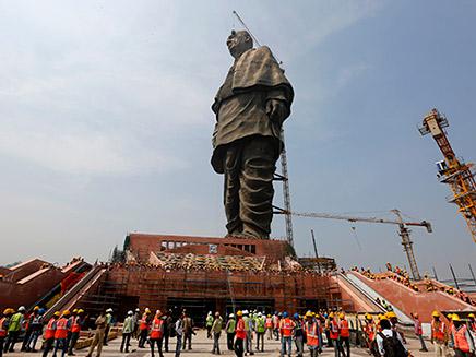 הפסל הגבוהה בעולם