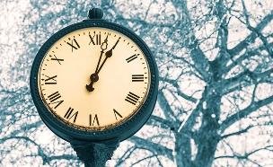 עוברים לשעון חורף אולי בפעם האחרונה (צילום: 123RF, חדשות)