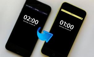 שעת שינה נוספת, פחות שעות אור (צילום: AP, חדשות)