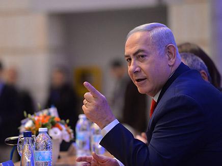 """רה""""מ: """"ישראל לא תקבל אולטימטום מהחמאס"""" (צילום: קובי גדעון, לע""""מ, חדשות)"""