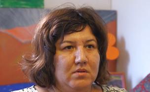 """אולגה זדורוב בראיון ל""""אנשים"""" (צילום: מתוך """"אנשים"""", שידורי קשת)"""
