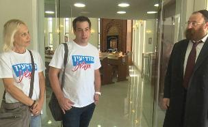 חילונים מול חרדים בבחירות לרשויות המקומיות (צילום: החדשות)