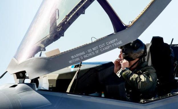 טייסים בחיל האוויר האמריקאי (צילום: חיל האוויר האמריקאי)