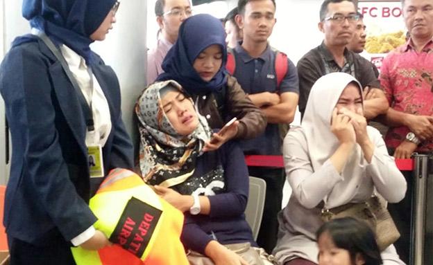 כל הנוסעים נעדרים (צילום: רויטרס, חדשות)