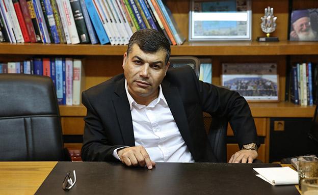 יוסי בכר, ראש העיר בת ים (צילום: פלאש 90/ יעקב כהן, חדשות)