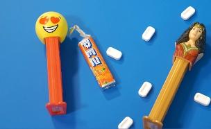 הסוד המפתיע של סוכריות PEZ. צפו (צילום: החדשות)