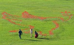 צפו בידיעות הצבעוניות מרחבי הגלובוס (צילום: רוייטרס, חדשות)