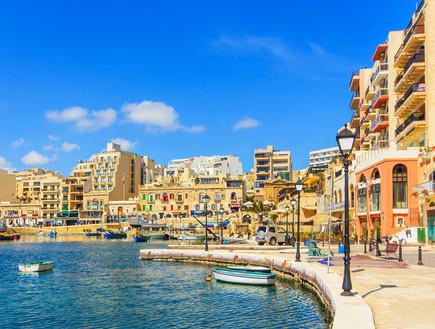 במלטה יחלקו 200 יורו לתיירים שיגיעו להתארח בקיץ