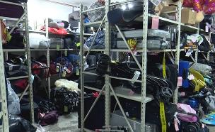 מה עולה בגורל המזוודות האבודות? (צילום: החדשות)