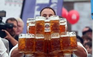 הבירה עלולה להיעלם מהעולם? צפו (צילום: רויטרס, חדשות)