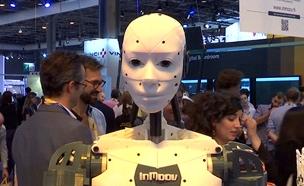 תערוכת רובוטים בפריז (ארכיון) (צילום: רויטרס, חדשות)